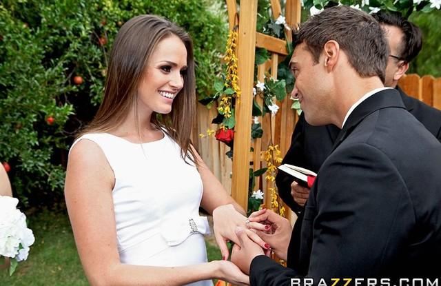Жена сбежала со свадьбы и грязно изменила жениху