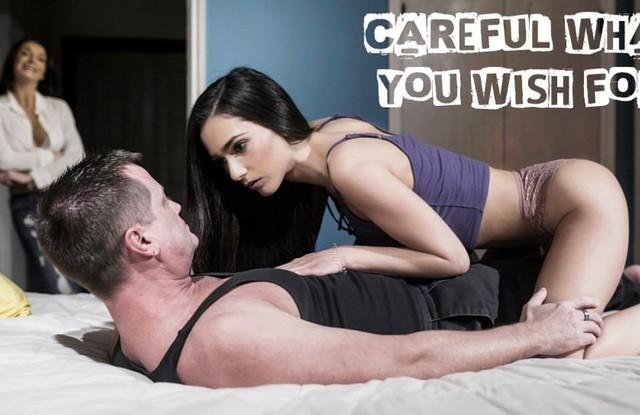 Муж изменяет жене с дочкой, потому что давно влюблен в нее